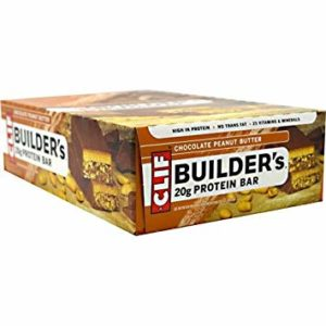 CLIF BAR BUILDER'S – COCOA CRISP BAR