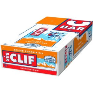 CLIF BAR – SPICED PUMPKIN PIE