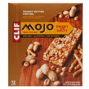MOJO – SWEET & SALTY TRAIL MIX BAR