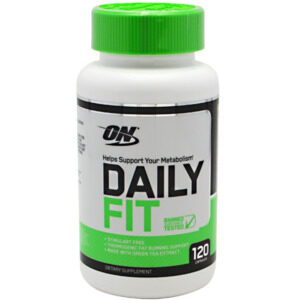 OPTIMUM NUTRITION DAILY FIT-120 EA