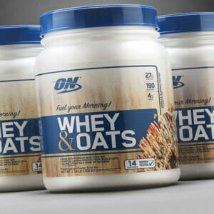 Whey and Oats