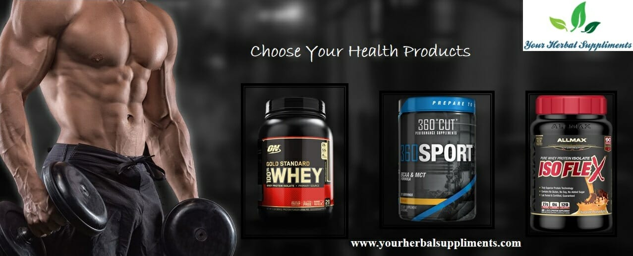 Bodybuilding Nutrition Supplements