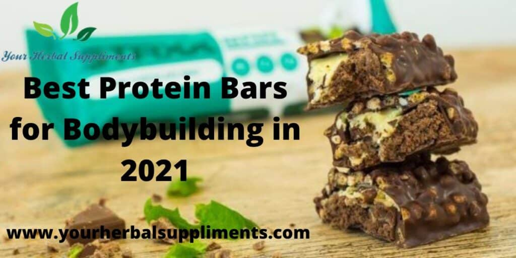 THE TREMENDOUS IMPACT OF PROTEIN BARS BDYBUILDING